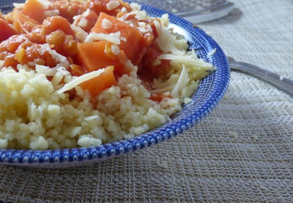 Fiendishly Easy Lentil Chilli