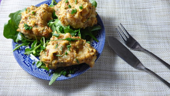 canned pilchard fish cakes