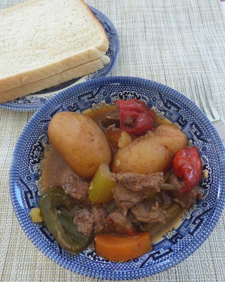 venison goulash long