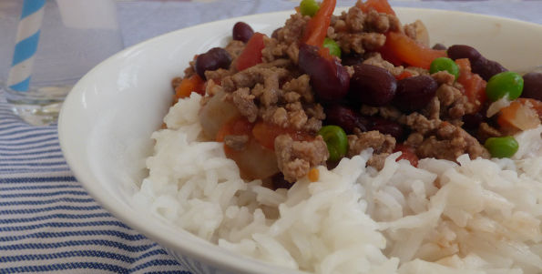 simple chilli con carne wide