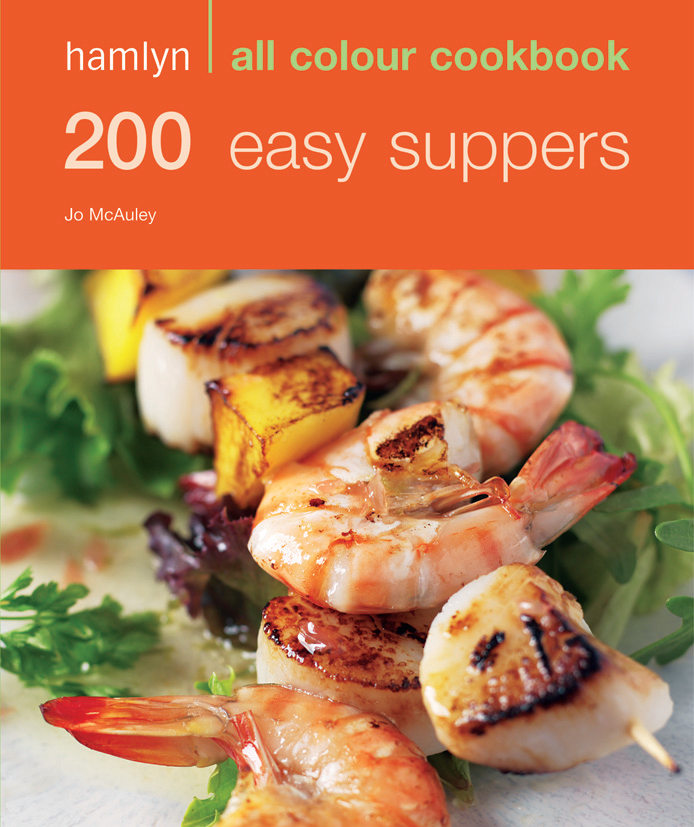 Hamlyn 200 Easy Suppers