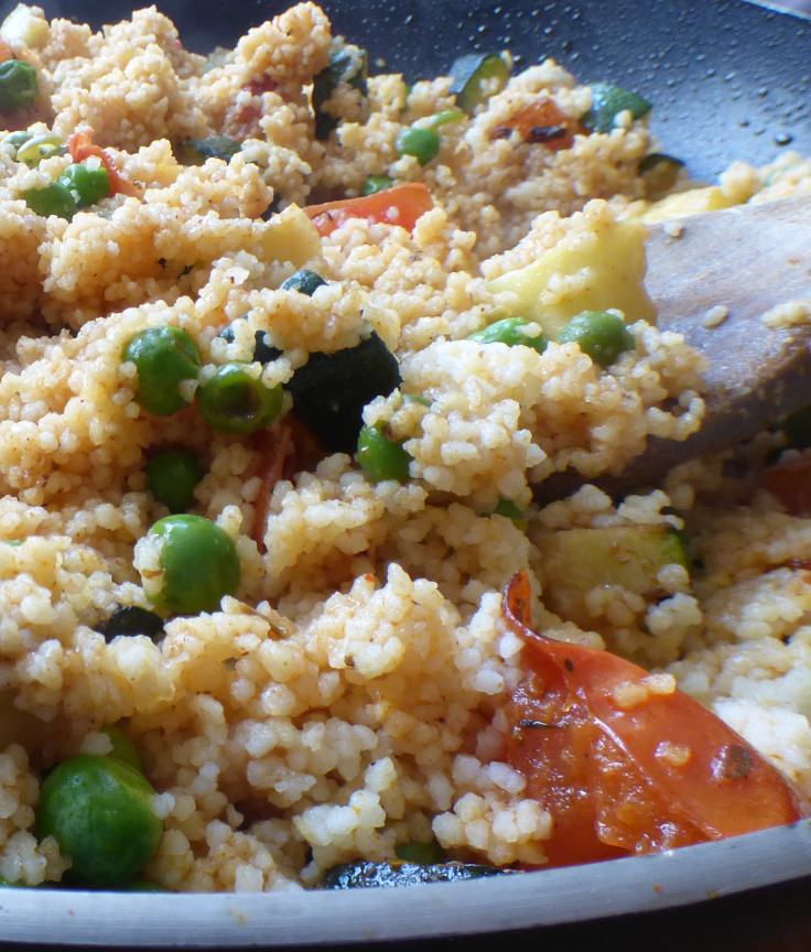 quick-vegetable-couscous
